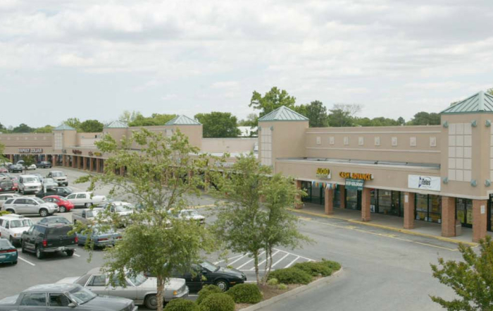 Langley Square Shopping Center