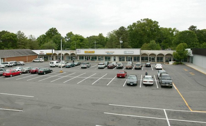 Indian River Shopping Center